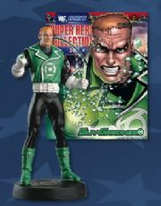 Eaglemoss DC Comics Super Hero Figurine Collection #038 Guy Gardner Green Lantern